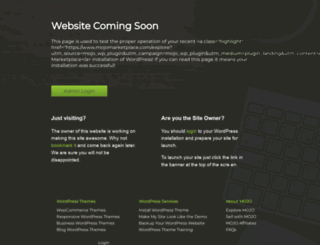 rockdove.tatakexcellence.com screenshot