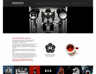 rocket-espresso.com screenshot