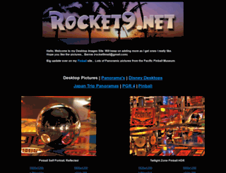 rocket9.net screenshot