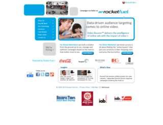 rocketfuelinc.com screenshot