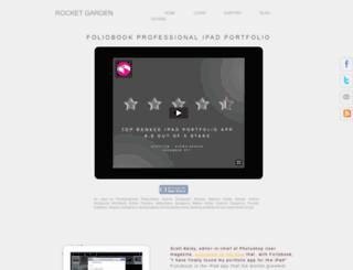 rocketgardenlabs.com screenshot