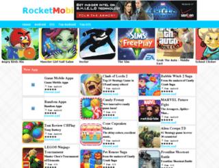 rocketmobi.com screenshot