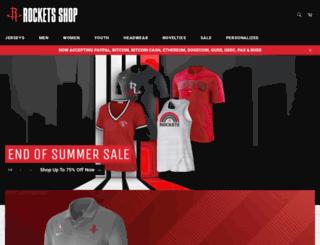 rocketsshop.com screenshot