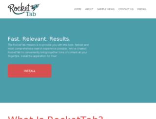 rockettabext.com screenshot