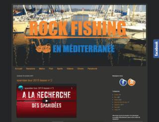 rockfishing-france.blogspot.fr screenshot