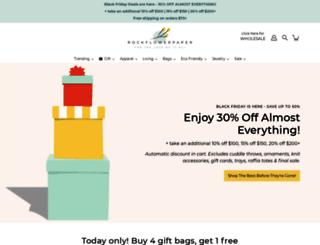 rockflowerpaper.com screenshot