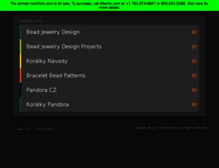 rockfront.com screenshot
