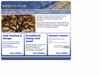 rockhost4.co.uk screenshot