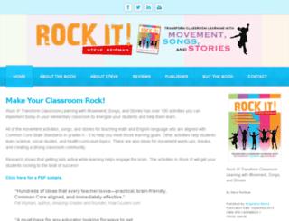 rockitbook.weebly.com screenshot