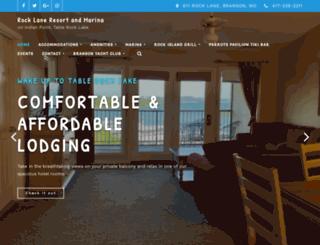 rocklane.com screenshot