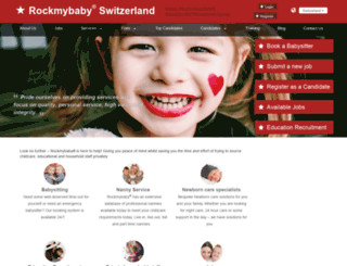 rockmybaby.ch screenshot