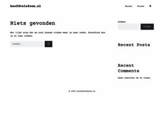 rocknet.nl screenshot
