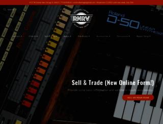 rocknrollvintage.com screenshot