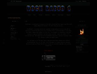 rockradio1.com screenshot