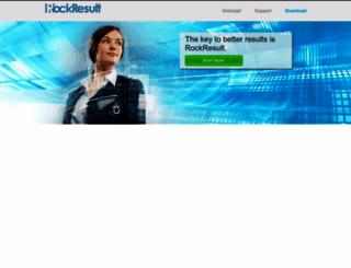 rockresult.net screenshot
