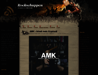 rockschuppen.blogspot.com screenshot