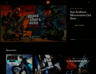 rockstargames.com screenshot