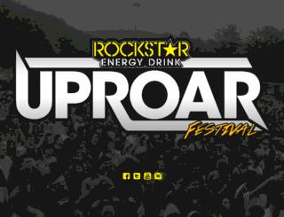 rockstaruproar.com screenshot