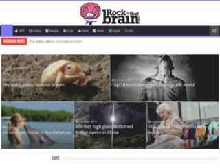 rockthatbrain.com screenshot