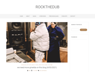rockthedub.com screenshot