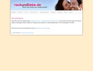 rockundliebe.de screenshot