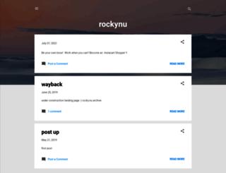 rocky.nu screenshot