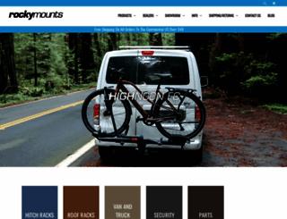 rockymounts.com screenshot
