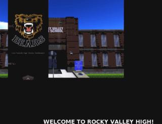 rockyvalleysim.com screenshot
