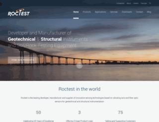 roctest-group.com screenshot