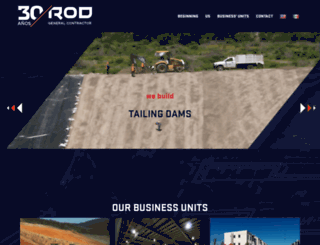 rod.com.mx screenshot