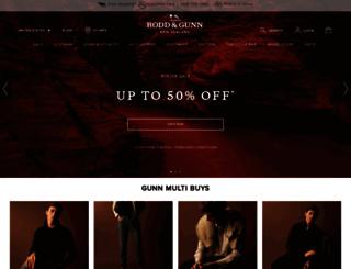 roddandgunn.com.au screenshot