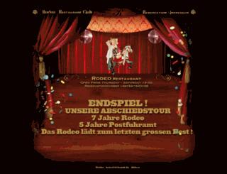 rodeo-berlin.de screenshot