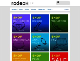 rodeoh.ecwid.com screenshot