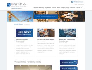 rodgersreidy.com.au screenshot