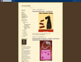 rodica-newandold.blogspot.com screenshot