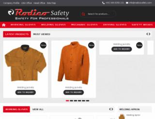 rodicosafety.com screenshot