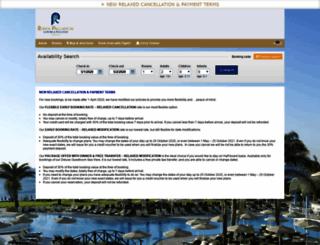 rodospalladium.reserve-online.net screenshot