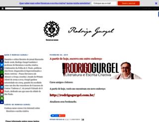 rodrigogurgel.blogspot.com.br screenshot