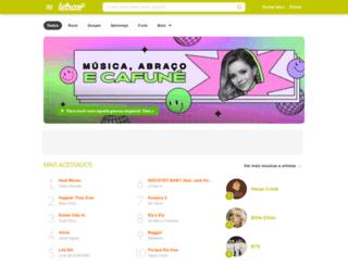 rodriguez.musicas.mus.br screenshot