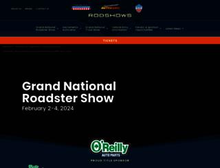 rodshows.com screenshot
