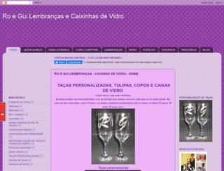 roeguilembrancas.blogspot.com.br screenshot