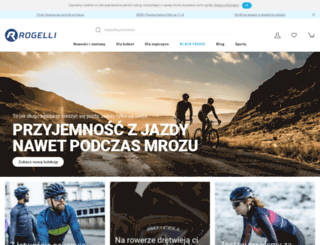 rogelli.pl screenshot