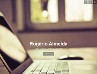 rogeralmeida.com.br screenshot