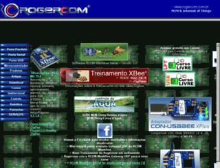rogercom.com screenshot