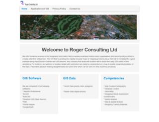 rogerconsultingltd.com screenshot