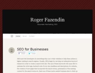 rogerfazendin.com screenshot