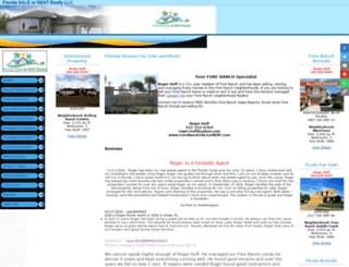 rogerhuff.point2agent.com screenshot