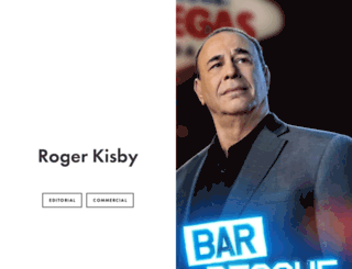rogerkisby.com screenshot