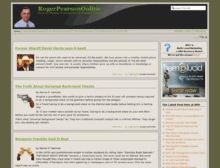 rogerpearsononline.com screenshot