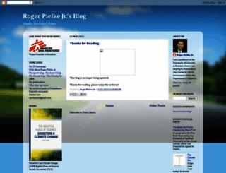 rogerpielkejr.blogspot.com screenshot